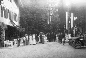 Fotocredit La Villa_ La Villa_ Hochzeit 1913