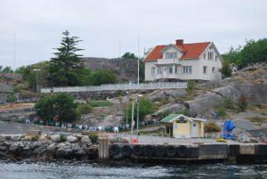 Schubkarren-Insel